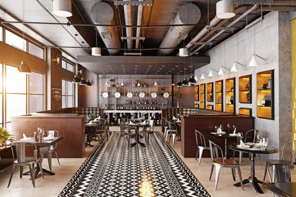 , עיצוב מסעדה, עיצוב מסעדות, פרקט למסעדה, פרקטים למסעדה